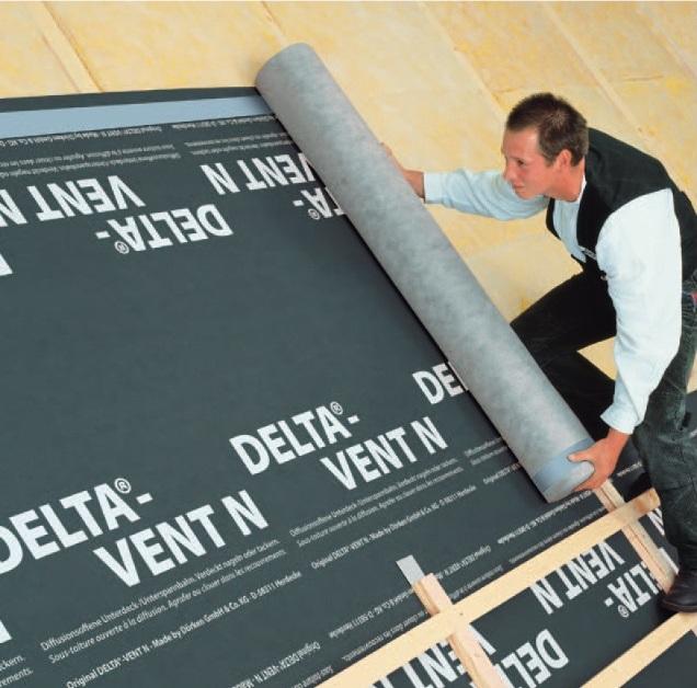 folii anticondens pentru toate sistemele de acoperisuri delta. Black Bedroom Furniture Sets. Home Design Ideas