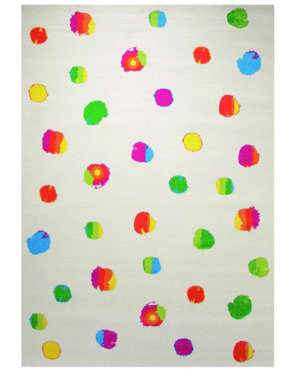 Covor Copii Polipropilena Esprit Colectia Funny Dots Esp-8030-01 - 4.Camerele  in stil minimalist si modern