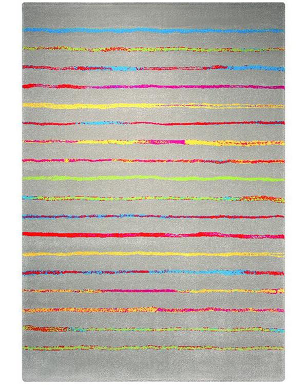 Covor Copii Polipropilena Esprit Colectia Joyful Stripes Esp-8023-11 - 4.Camerele  in stil minimalist si modern