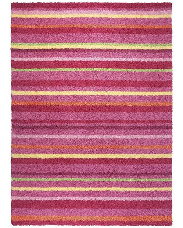 Covor Copii Acril Esprit Colectia Funny Stripes Esp-2845-01 - 4.Camerele  in stil minimalist si modern