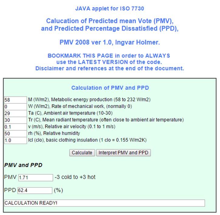 Rolul vitezei aerului in eliminarea de caldura - Rolul vitezei aerului in eliminarea de caldura