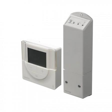 Unitate de comanda Uponor Smatrix Space PLUS - Controlul temperaturii interioare - Sisteme de comanda zonala