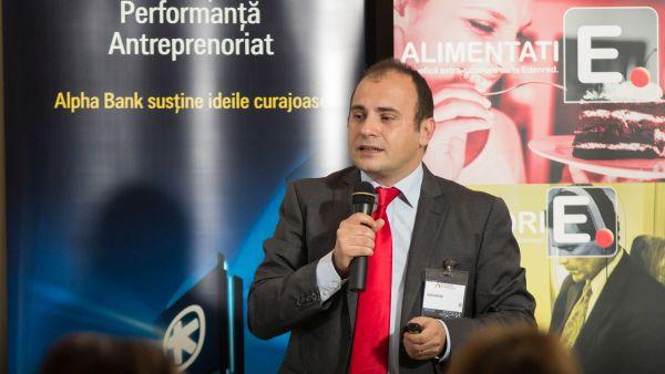 Radu Soviani - Business rEvolution: Antreprenorii vor să afle cum contribuie digitalizarea la dezvoltarea afacerilor