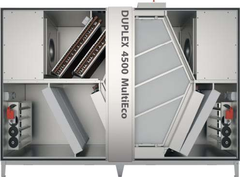 Noua generatie Duplex Multi Eco - Noua generatie Duplex Multi Eco