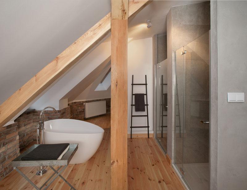 Apartament cu design modern intr-o cladire din secolul al XIX-lea - Apartament cu design modern intr-o cladire din secolul al XIX-lea