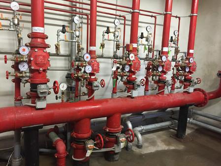 Proiectare instalatii de protectie la foc - Proiectare instalatii de protectie la foc