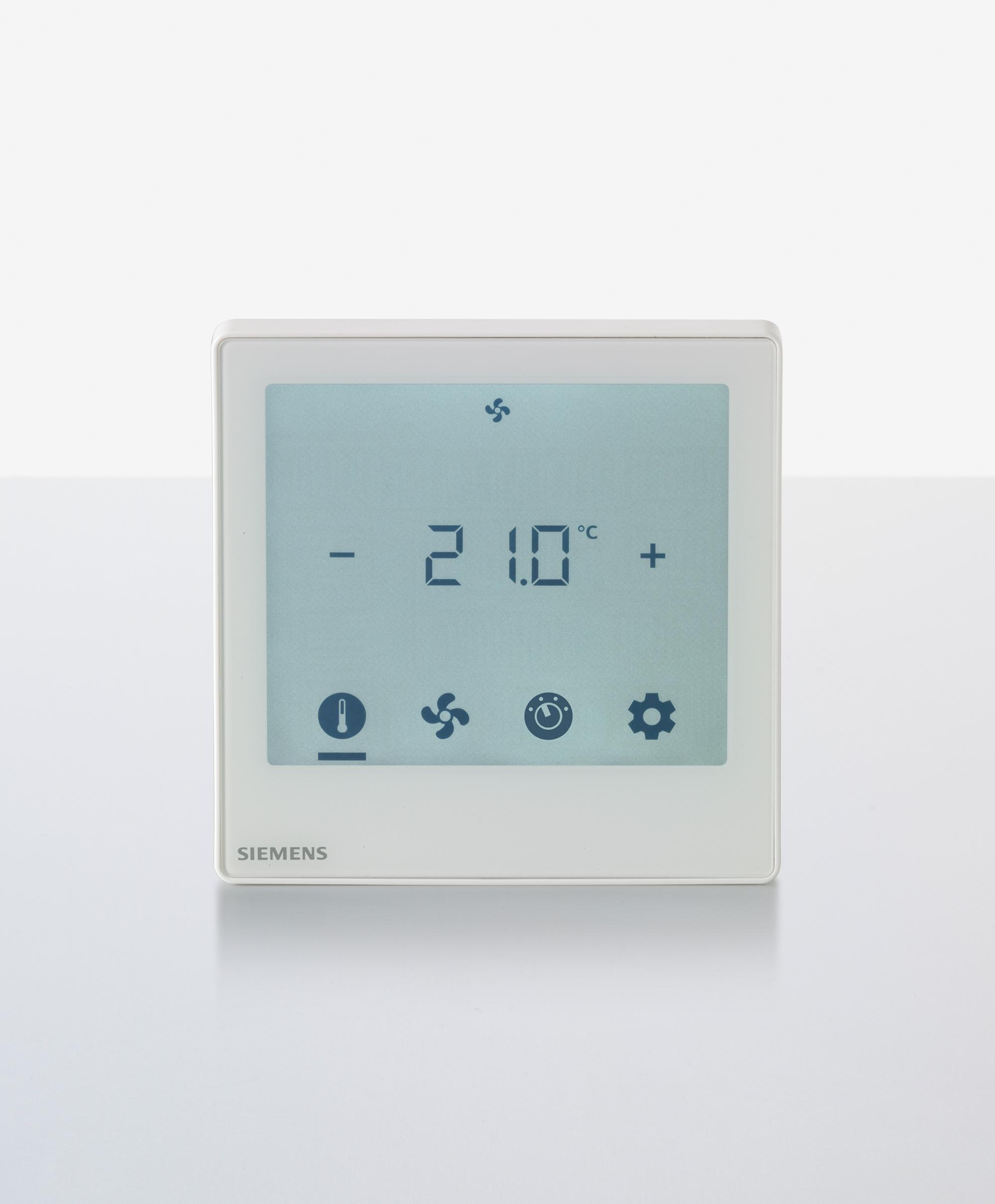 Termostat de camera RDF HVAC - Termostat de camera cu ecran tactil