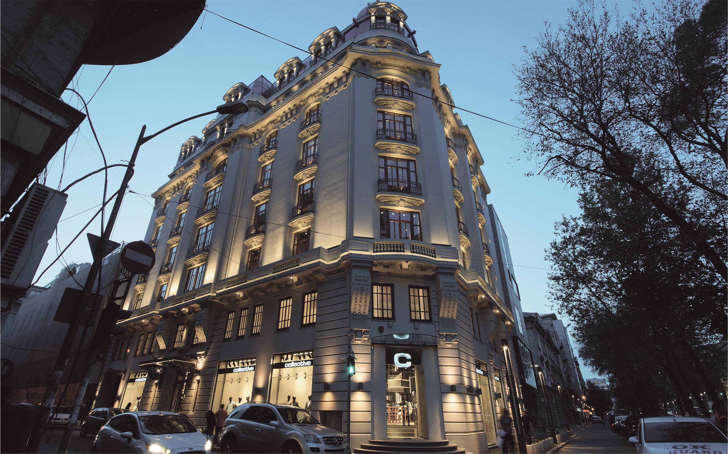 Campineanu 2 - Nominalizarile pentru Premiile Romanian Building Awards - premii de recunoastere publica a excelentei in proiectarea si executia spatiului construit din Romania