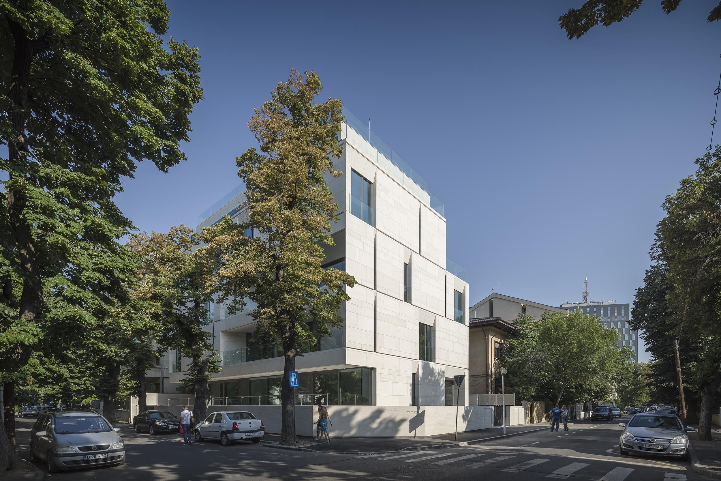 MORA Residential Building - Nominalizarile pentru Premiile Romanian Building Awards - premii de recunoastere publica a excelentei in proiectarea si executia spatiului construit din Romania