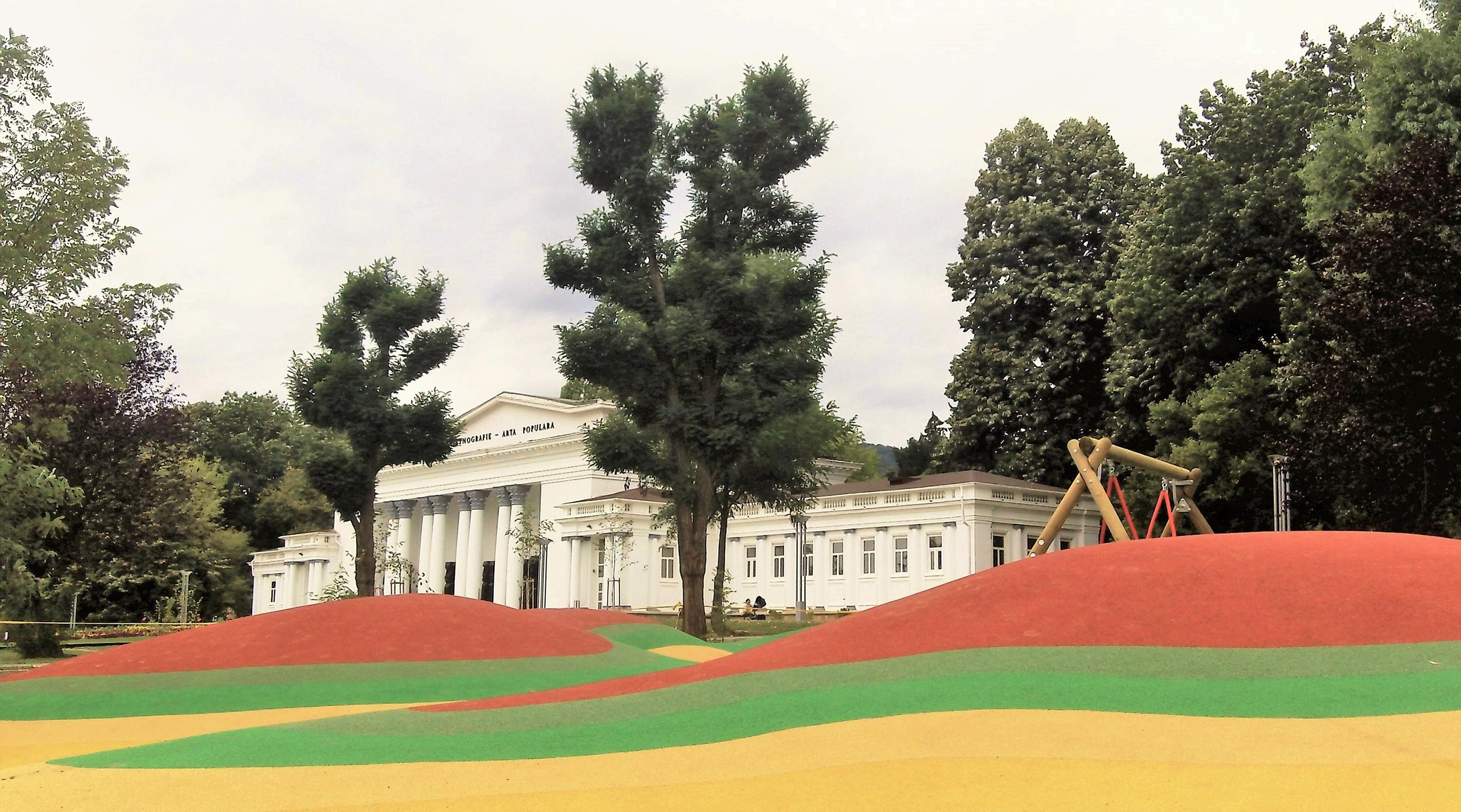 Youth Park - Nominalizarile pentru Premiile Romanian Building Awards - premii de recunoastere publica a excelentei in proiectarea si executia spatiului construit din Romania