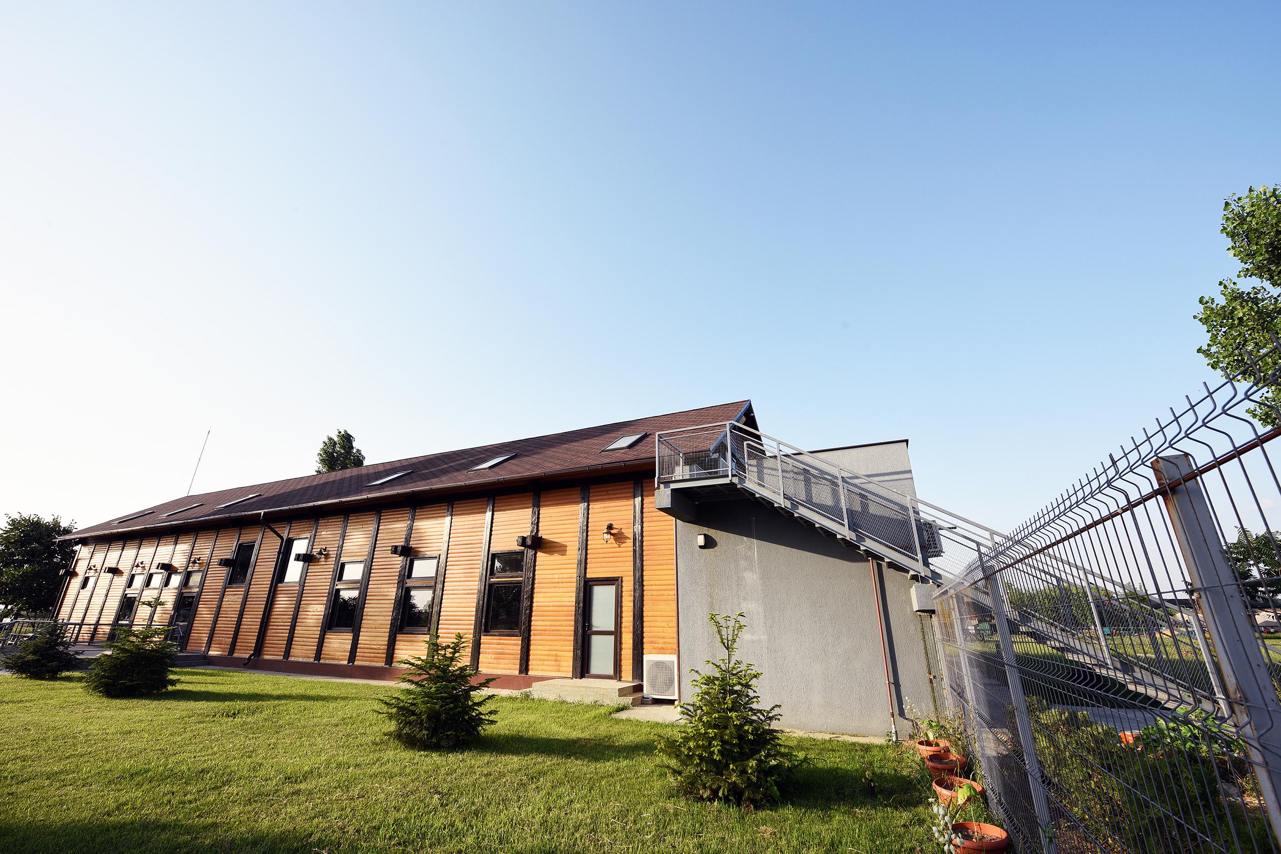 The Animal Farm - Nominalizarile pentru Premiile Romanian Building Awards - premii de recunoastere publica a excelentei in proiectarea si executia spatiului construit din Romania