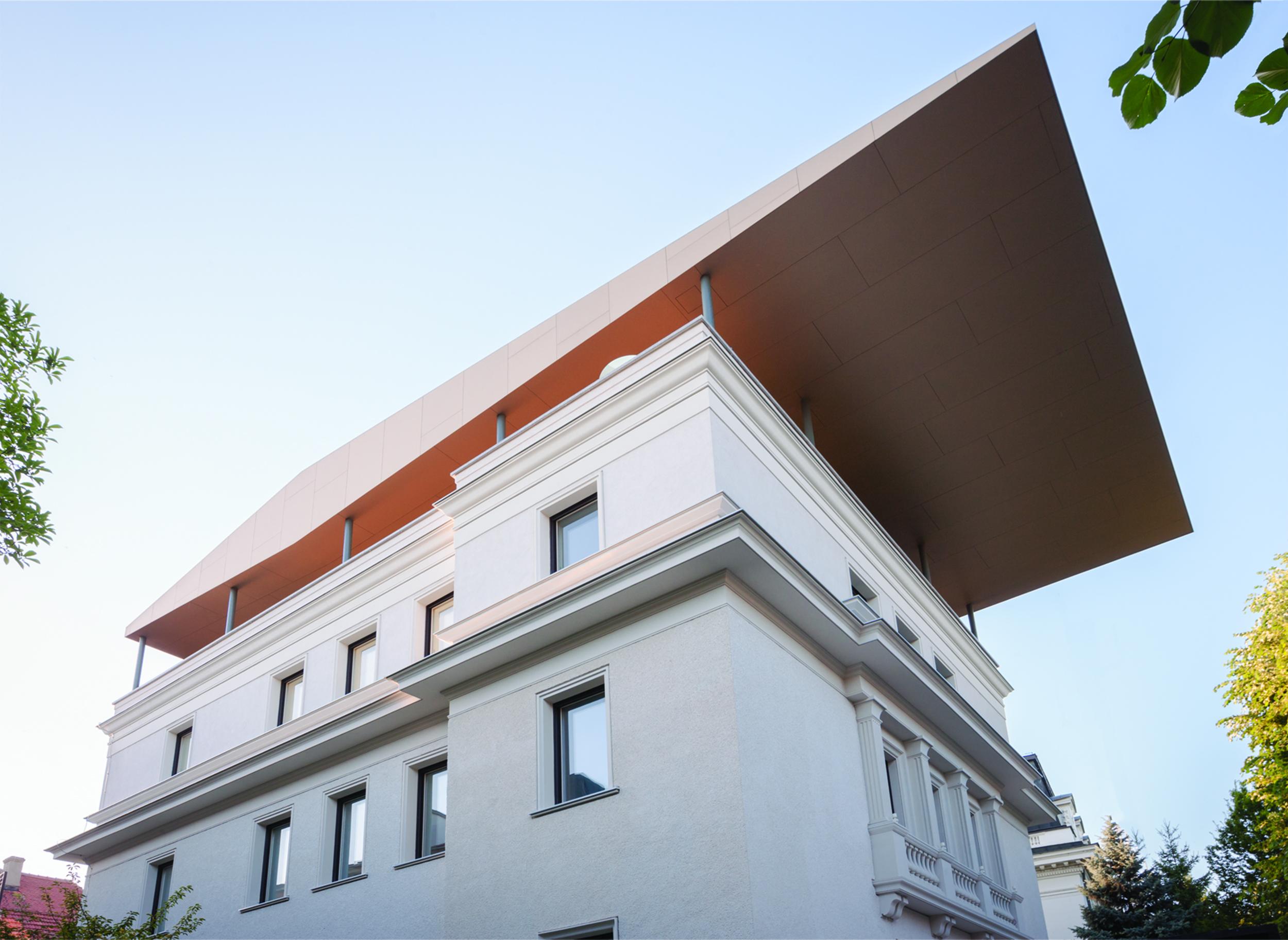 the c.a.p - Nominalizarile pentru Premiile Romanian Building Awards - premii de recunoastere publica a excelentei in proiectarea si executia spatiului construit din Romania