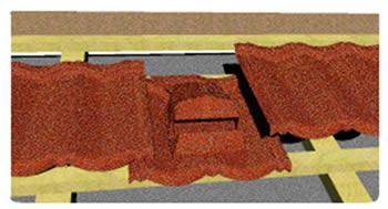 Asigurarea etanseitatii la strapungerea invelitorilor, folosind module si piese speciale - Asigurarea etanșeității la străpungerea învelitorilor, folosind module și piese speciale