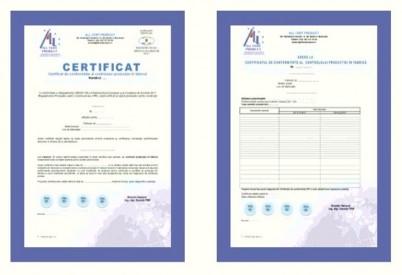Certificare produse constructii domeniul reglementat - Certificare produse constructii domeniul reglementat
