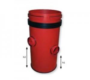 Put de plastic rotund - Bazine si puturi de pompa