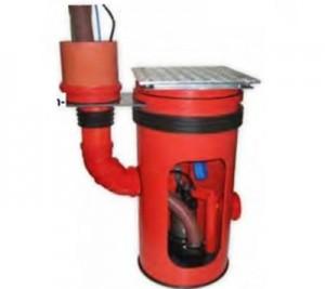 Put de plastic Poly 400 - pentru excremente - Bazine si puturi de pompa