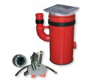 Put de plastic Poly 400 – complet - Bazine si puturi de pompa