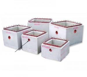 Bazine de pompa din beton - Bazine si puturi de pompa