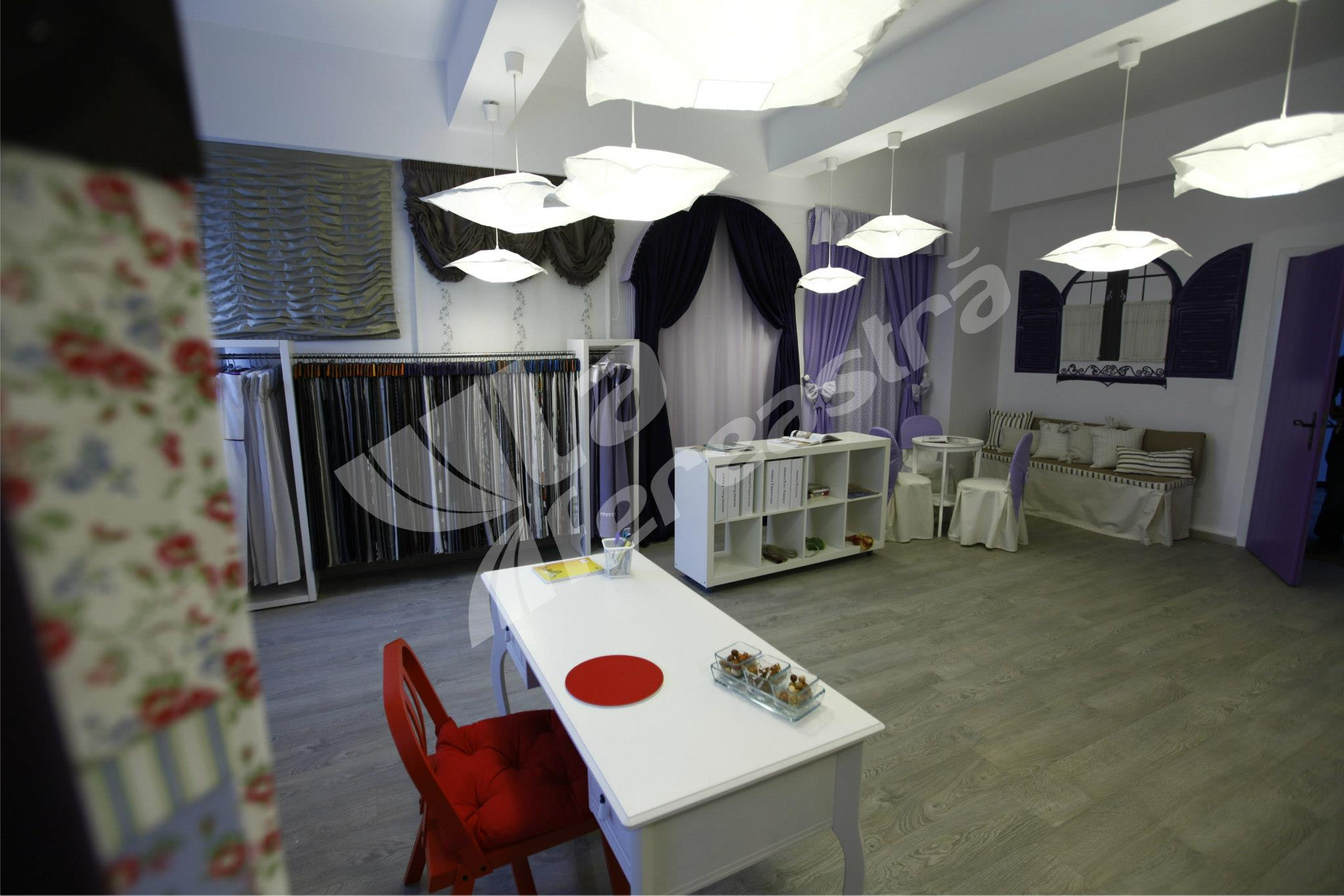 LA FEREASTRA - Showroom Bucuresti - LA FEREASTRA