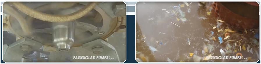 Pompe electrice submersibile  - Pompe electrice submersibile din bronz, bronz / aluminiu