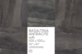 Placi ceramice - Basaltina Antracite - Placi ceramice - Colectia Basaltina