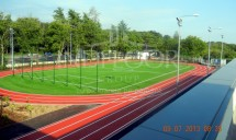 pista atletism si gazon sintetic - Executie pardoseli sportive