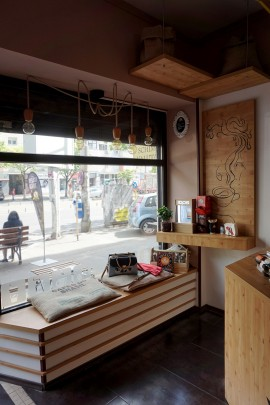 Amenajare interioara Coffee Shop SwitchMorn - Amenajare interioara Coffee Shop SwitchMorn, Calea Mosilor