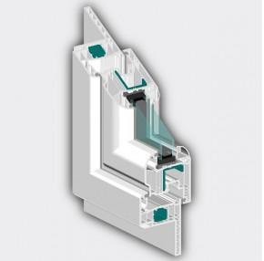 Profil ROPLASTO 7001 AD sistem de renovare 03 - Profil - 7001 AD