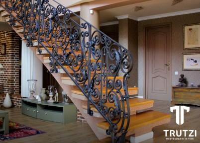 Balustrada Lecco - Balustrade din fier forjat