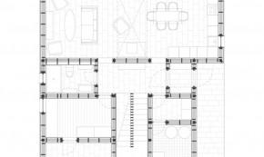 Planuri - Casa ce profita de inaltime pentru a evita restrictiile locale de urbanism