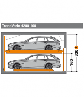 TrendVario 4200 160 - TrendVario 4200