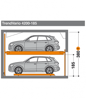 TrendVario 4200 185 - TrendVario 4200
