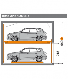 TrendVario 4200 215 - TrendVario 4200