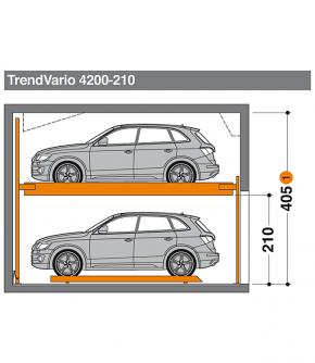 TrendVario 4200 210 - TrendVario 4200