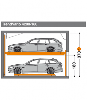 TrendVario 4200 180 - TrendVario 4200