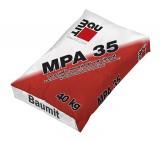 Tencuiala mecanizata var-ciment - MPA 35 - Tencuieli curente