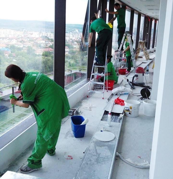 Curatenie dupa constructor - Firmă de curățenie, soluția perfectă de a face cu ușurință
