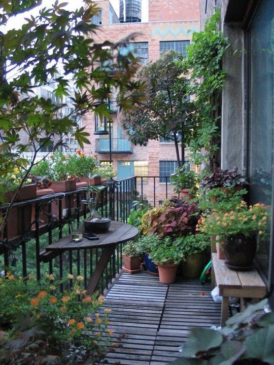 Cum sa profitati la maxim chiar si de balconul cel mai mic - Cum sa profitati