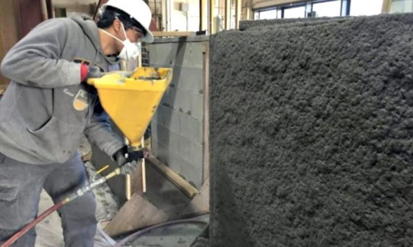 Noul beton care face cladirile sa reziste la cutremure de 9 grade magnitudine - Noul beton