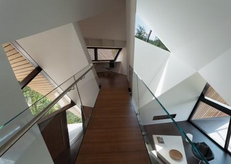 Casa Hadaway - O casa contemporana in varf de munte casa contemporana O casa contemporana in varf de munte hadaway house by patkau architects 8 122831