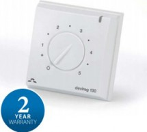 Devireg™ 130 - Termostate pentru incalzire la interior