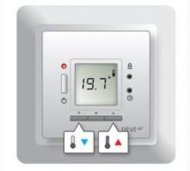 Devireg™ 535 - Termostate pentru incalzire la interior