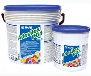 Adeziv epoxidic bicomponent - Adesilex PG4 -  Chituri siliconice