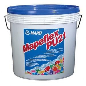 Etansant epoxipoliuretanic bicomponent - Mapeflex PU21 -  Chituri siliconice