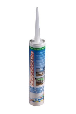 Etansant siliconic monocomponent (silicon sanitar) - Mapesil Z Plus -  Chituri siliconice