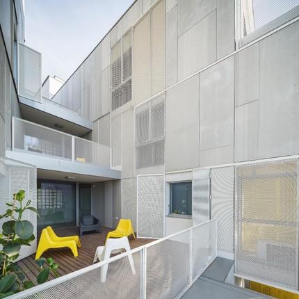 Urban Spaces / Ansamblu de locuinte pe strada Dogarilor - urban spaces dogarilor
