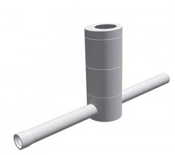 Camin cu diametru constant - Sistem de canalizare Elpreco