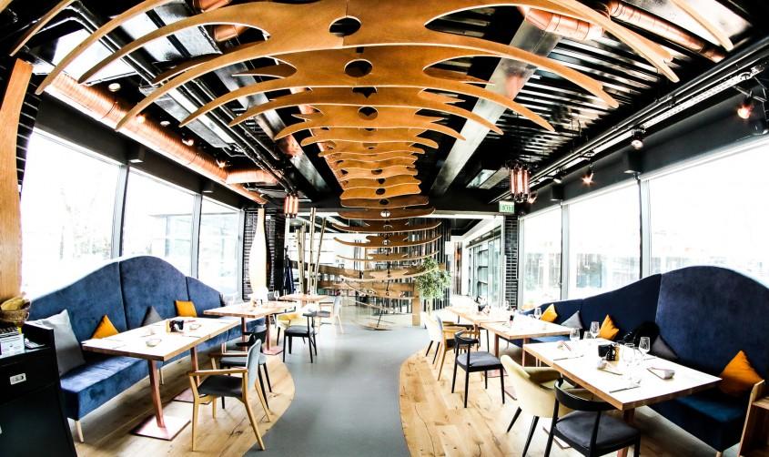 """Argentine Steak & Sushi - """"Cum v-ați simțit la noi?"""" - despre importanța mobilierului în HoReCa"""