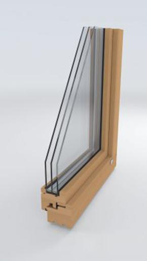 Profile din lemn stratificat pentru ferestre - Tamplaria din lemn stratificat, o alegere naturala si durabila