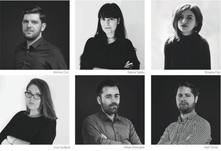 Echipa proiectului Mnemonics - Câștigătorul Concursului Național pentru selectarea proiectului ce va reprezenta România la Expoziția Internațională de Arhitectură – la Biennale di Venezia 2018